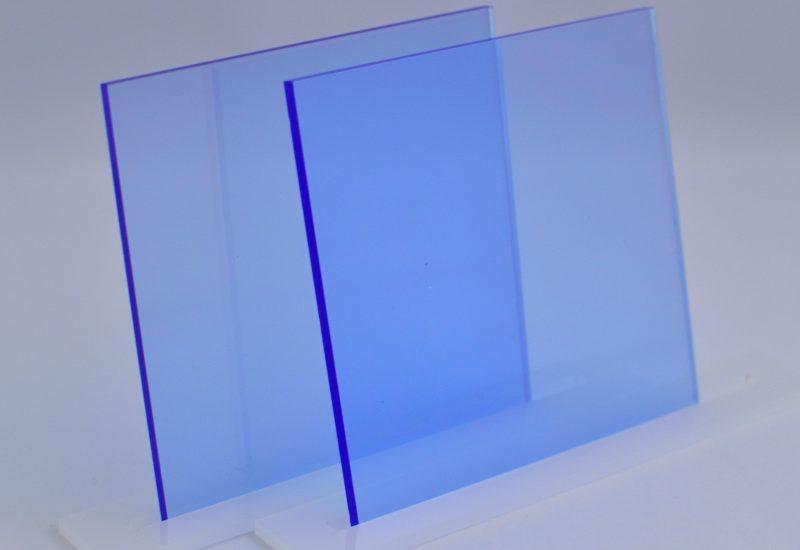 Les multiples utilisations d'une plaque plexiglass